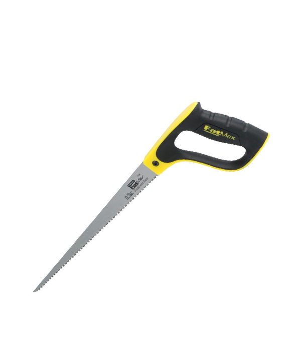 Ножовка по дереву Stanley 300 мм мелкий зуб мелкий бизнес