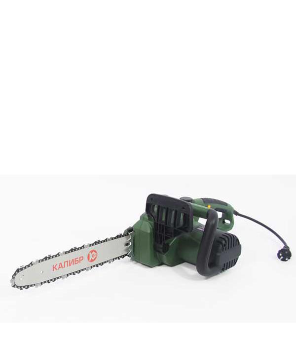 Цепная пила Калибр ЭПЦ-1800/14 купить цепь длина шины 35 см шаг цепи 3 8 дюйм