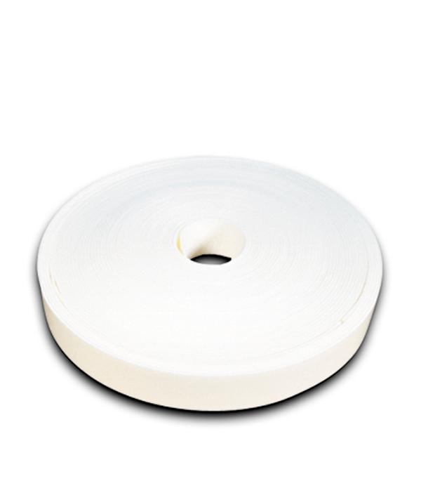 Лента кромочная (демпферная) для полов Кнауф 8х50 мм 20 м