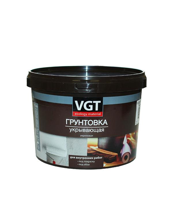 Грунт пропиточный VGT 3 кг грунт концентрат vgt водостоп акрил 1 кг