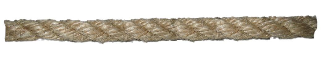 Канат джутовый d10 мм (15 м)