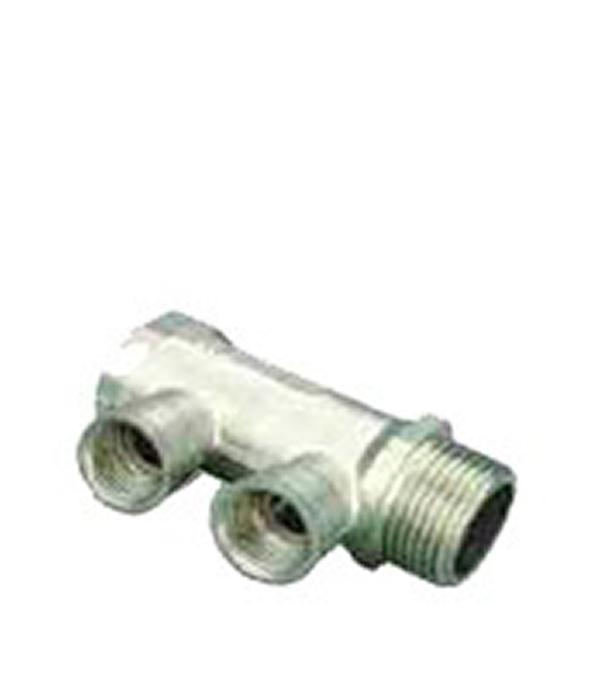 Коллектор  3/4 внутр(г)х2 отвода 1/2 внутр(г)х3/4 нар(ш) Valtec коллектор gf 3 4 внутр г х 4 отвода 1 2 нар ш х 3 4 нар ш регулируемый