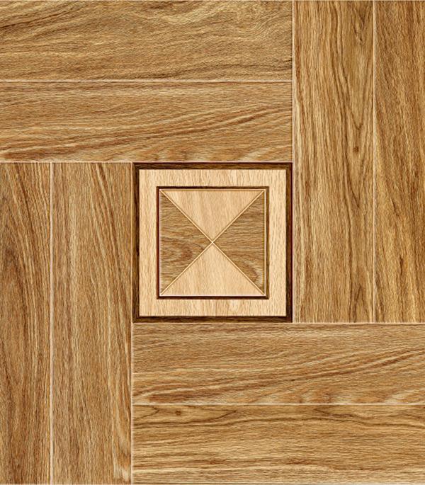 Керамогранит 450х450х9 мм Твистер геометрия коричневый  / LB (7 шт= 1,42 кв.м)