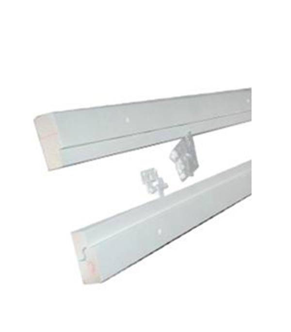 Коробка дверная белая  ламинированная М8х21 70х24х2070 мм Верда
