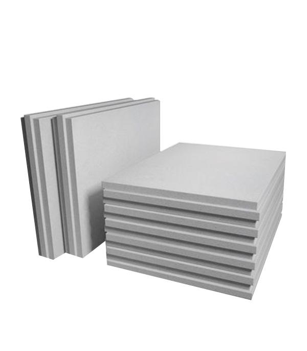 Пазогребневая плита 667х500х100 мм Кнауф (полнотелая)