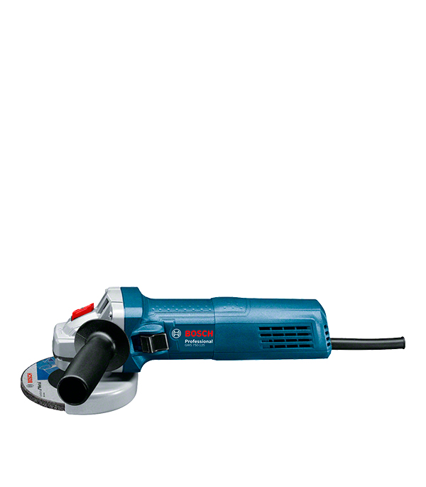 Шлифмашина угловая Bosch GWS 750-125 750 Вт 125 мм круг отрезной luga по металлу 115х1 2х22