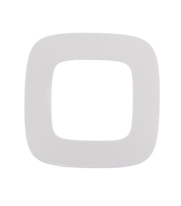 Рамка oдноместная универсальная Legrand Valena Allure белая  рамка legrand valena четырехместная белая 774454