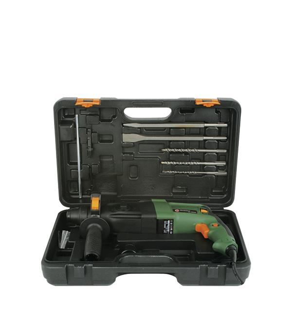 Перфоратор Калибр ЭП-800/26 перфоратор hammerflex prt650a с бурами подарок пика