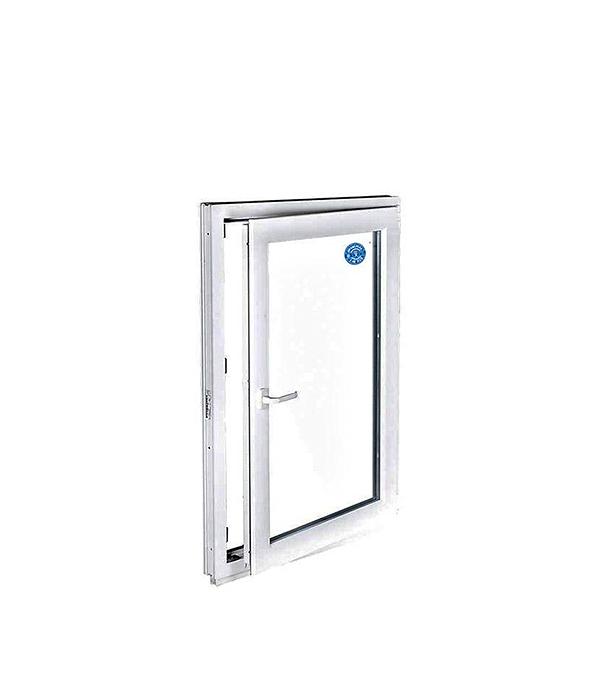 Окно металлопластиковое REHAU 1440х870 мм белое поворотно-откидное правое окно металлопластиковое rehau 1440х1160 мм белое 2 створки поворотно откидное правое поворотное