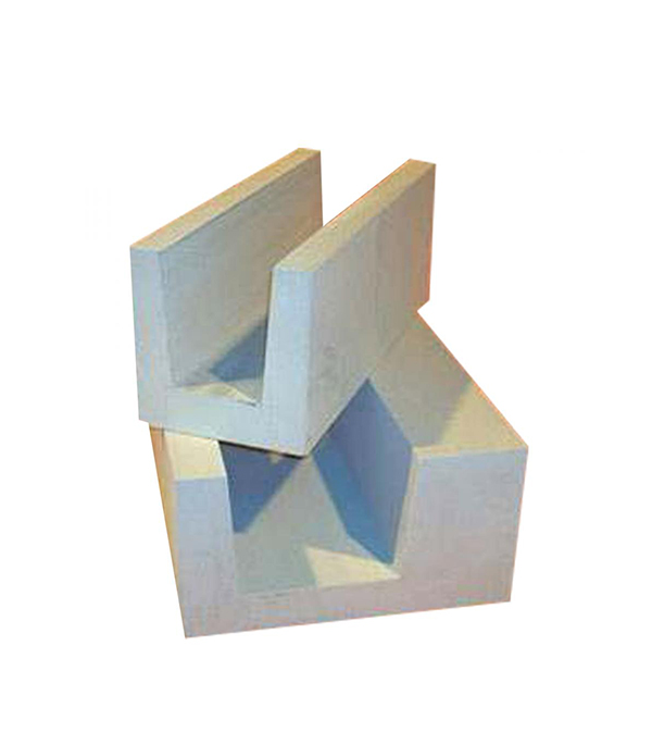 ъъГазобетонный блок U-образный, 500х250х400 мм, AEROC