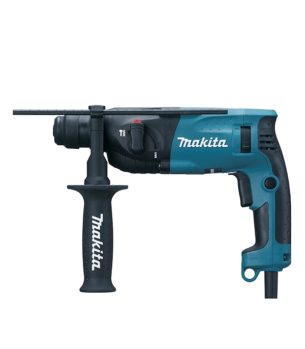 Перфоратор Makita HR1830 440 Вт 1.3 Дж SDS-plus перфоратор makita hr2800 sds plus