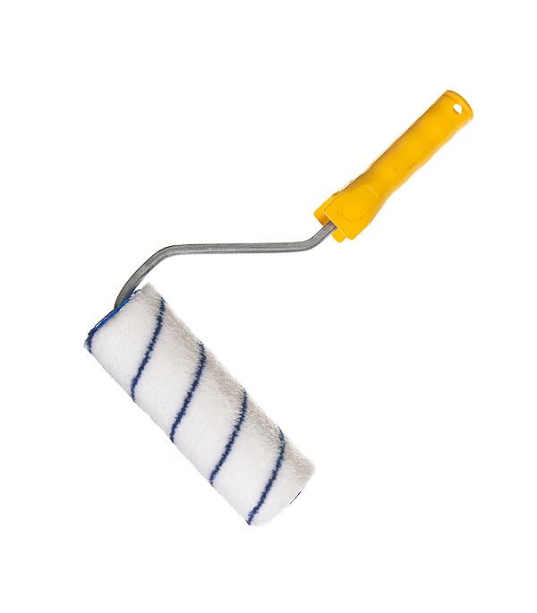 Валик полиакрил Gepardakryl 180 мм с рукояткой валик полиакрил 250 мм с рукояткой gepardakryl профи