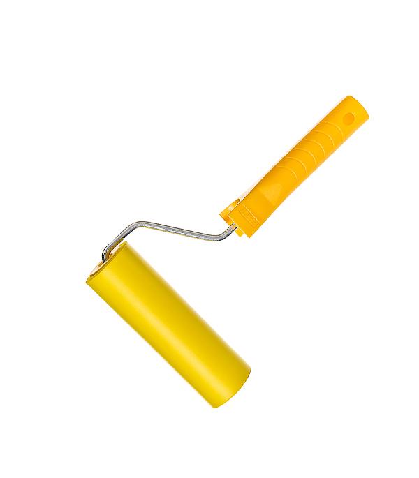 Валик для обоев резиновый 150 мм с рукояткой валик велюровый hardy 150 мм с рукояткой