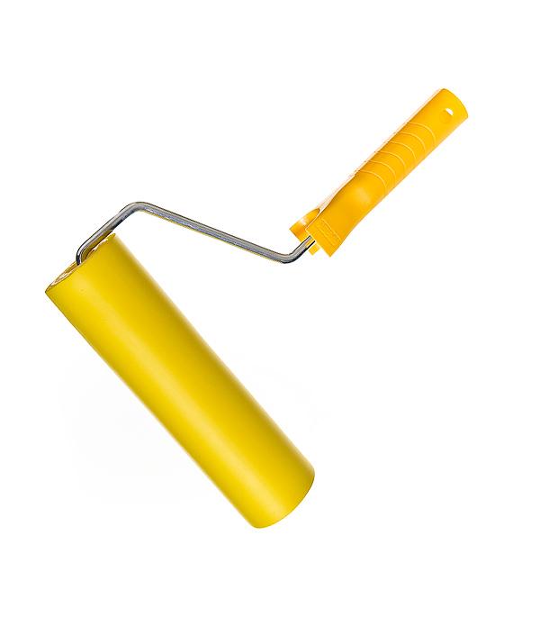 Валик для обоев резиновый 250(240) мм с рукояткой