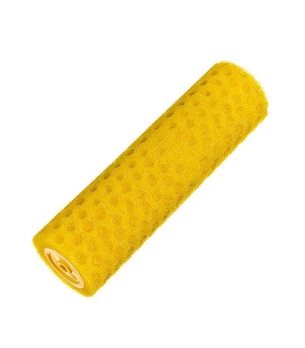 Валик структурный горошек 250 мм для рукоятки d8 мм  цена и фото