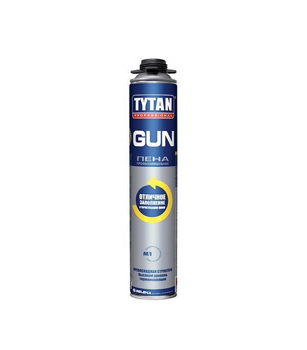 Пена монтажная Tytan O2 профессиональная 750 мл пена монтажная kapral 30 профессиональная всесезонная 750 мл