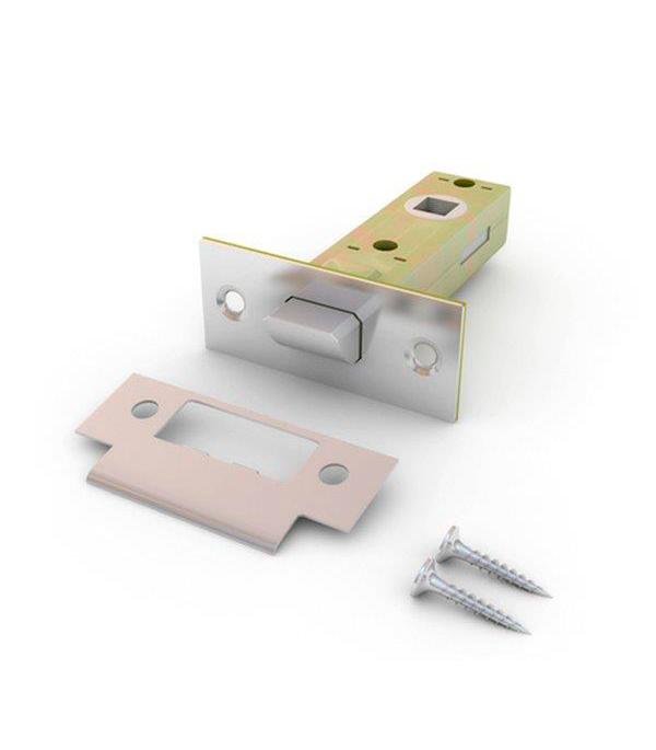 Защелка межкомнатная Palladium 100  CP (хром)