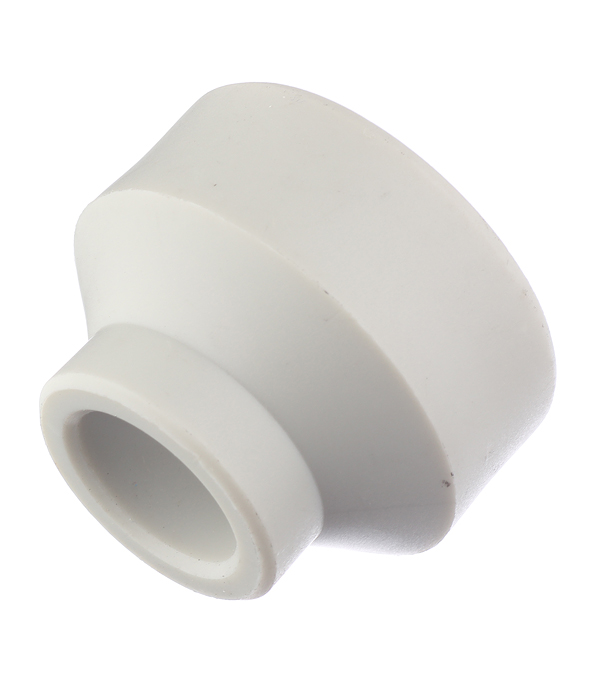 Муфта полипропиленовая переходная 32х20 мм FV-PLAST серая труба с армированным волокном fv plast d 32 мм l 2 м