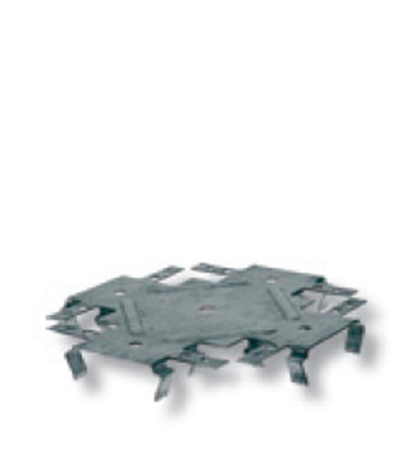 Соединитель одноуровневый краб Knauf 60х27 0.9 мм соединитель удлинитель 60х27