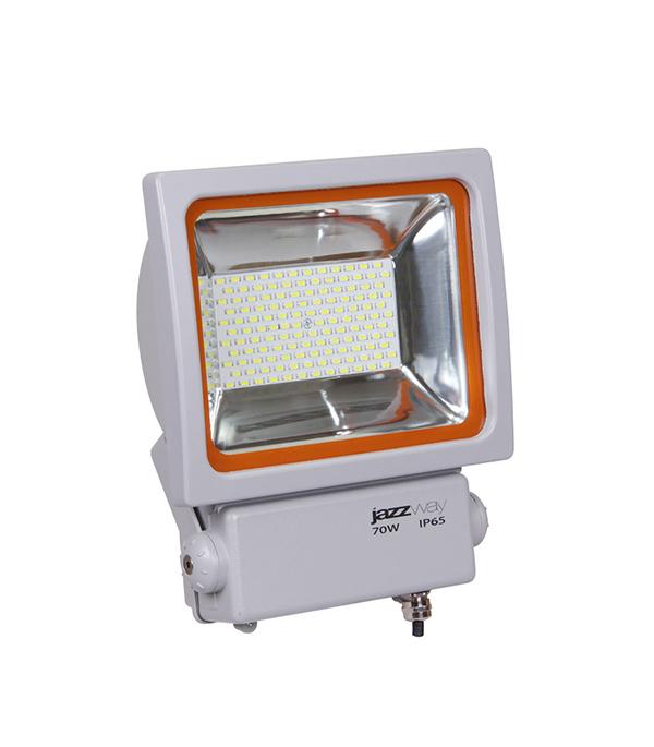 Прожектор cветодиодный  70 Вт, 6500K (холодный свет), серый