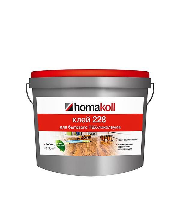 Клей для напольных покрытий Homakoll 228 14 кг