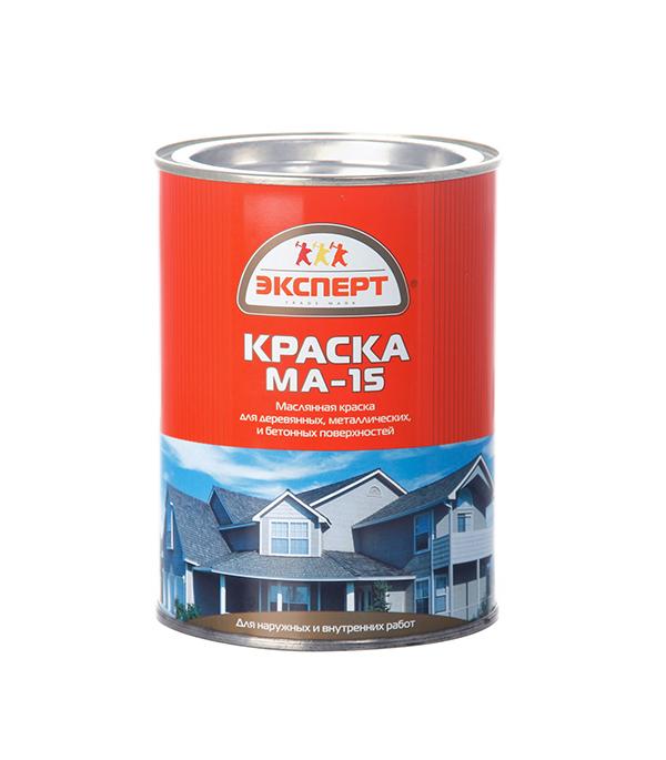 Краска масляная МА-15 сурик  Эксперт  1 кг
