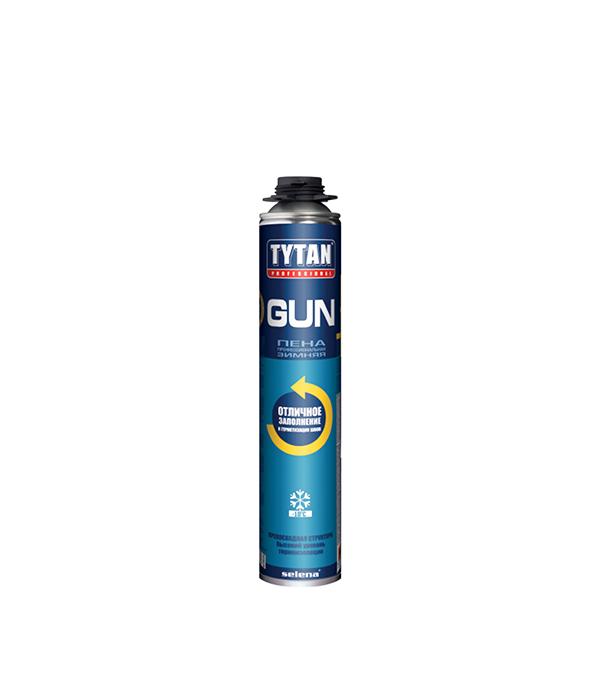 Пена монтажная Tytan O2 профессиональная зимняя 750 мл пена монтажная tytan огнестойкая в1 750 мл
