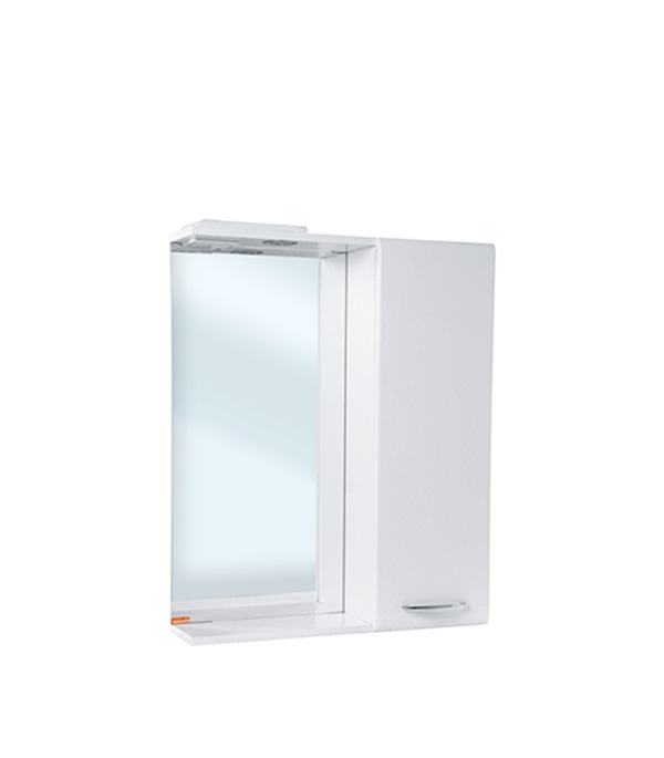 Шкаф зеркальный Лагуна 605 мм