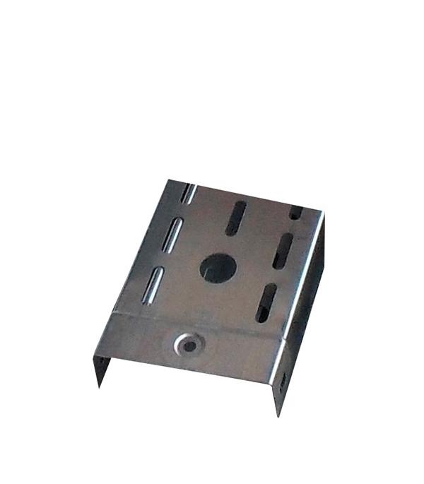 Лоток металлический перфорированный ДКС 100х50 мм 3 м перегородка sep l3000 н50 dkc 36480
