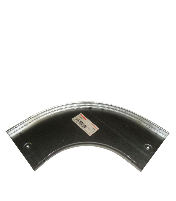 Крышка на угол горизонтальный 90° ДКС для лотка 100х50 мм плоский угол 100x60 npan dkc 01745