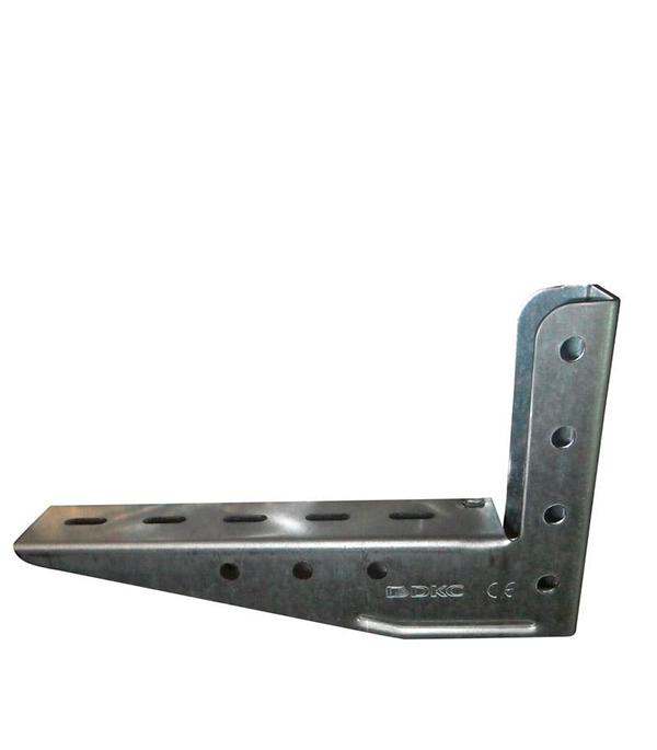 Консоль с опорой основанием 200 мм для крепления лотков ДКС