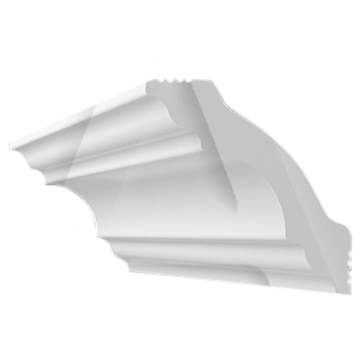 Плинтус из пенополистирола K 50-50 2м Kindecor