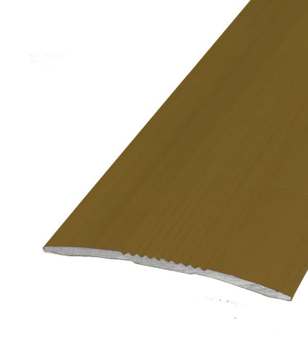 Порог стыкоперекрывающий 40х1800 мм Золото шарики прокладки железные круглые золото 5 мм диаметром отверстие 2 мм