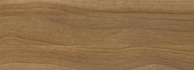 Плинтус с к/к и  мягким краем дуб дачный 158, 60х20х2500 мм