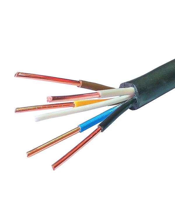 Кабель ВВГнг-LS 5х4 100 м кабель ввгнг ls 5х6
