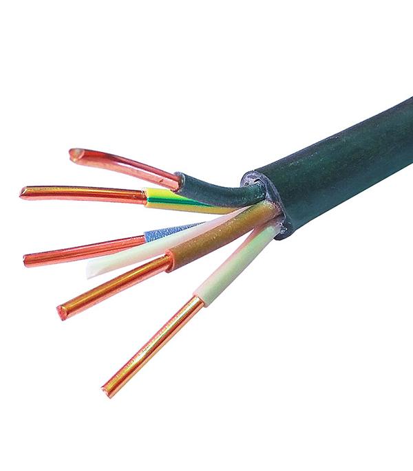 Кабель ВВГнг-LS 5х6 100 м  кабель ввгнг ls 5х10 100 м