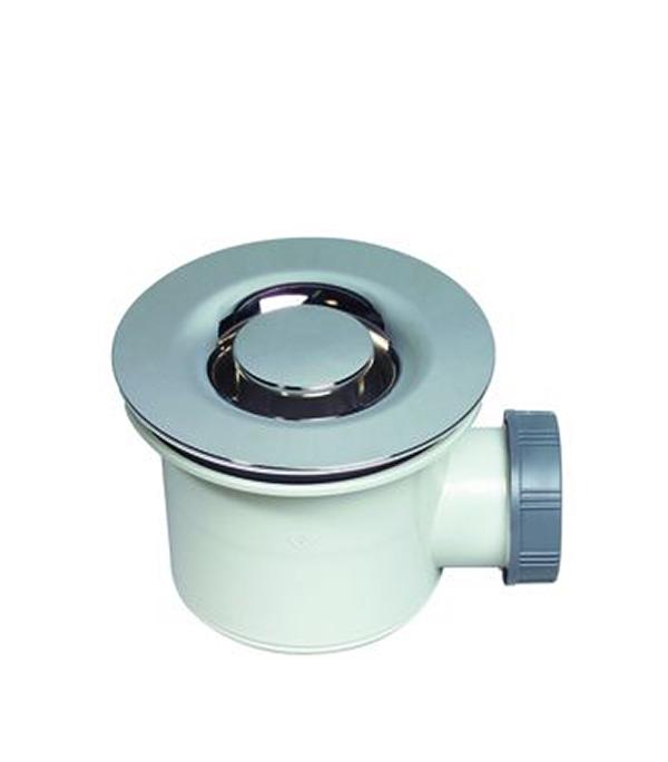 Сифон для душевого поддона 90 мм выход 40 мм TOURBILLON сифон для газирования воды