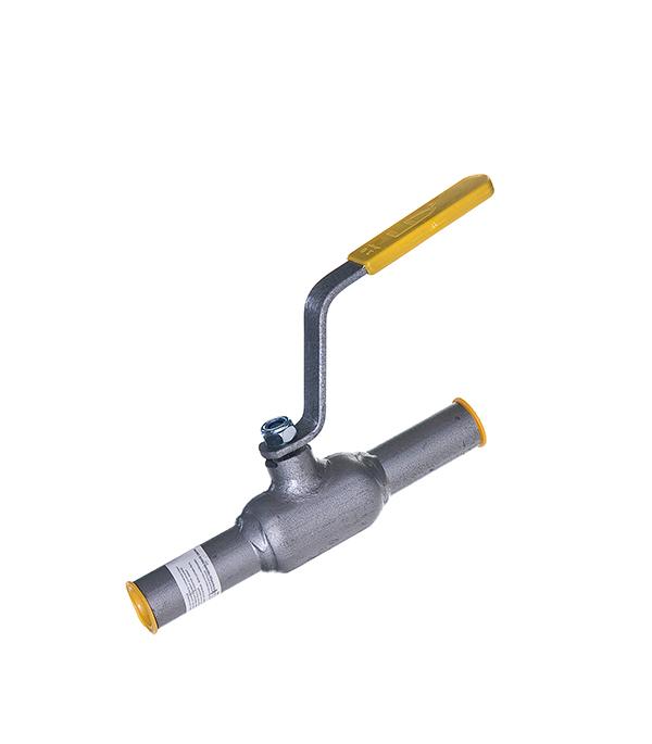 Кран шаровый приварной LD PN40 Ду20 стандартнопроходной стальной кран шаровый муфтовый ld pn40 ду15 1 2 в в стандартнопроходной стальной