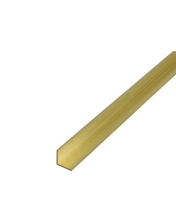 Уголок латунный 20x20x1,5х1000 мм круглые филигранные бусины железные серебро 20 мм отверстие 1 5 мм page 5