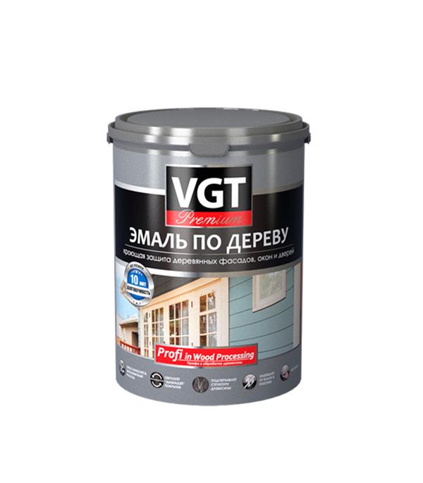 Эмаль по дереву Профи супербелая основа А VGT 1 кг