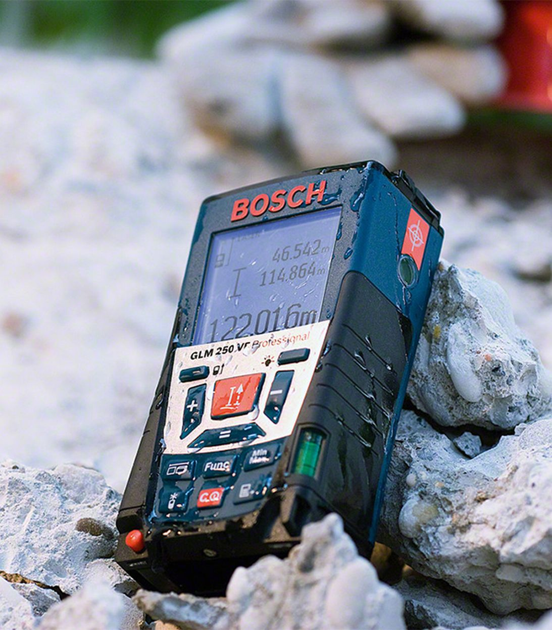 Дальномер лазерный 250 м, GLM 250 VF Bosch