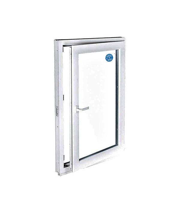 Окно металлопластиковое белое 1440х870 мм поворотно-откидное правое