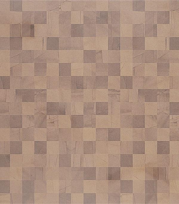 Плитка напольная 400х400х7 мм Бали коричневый (7шт=1,12 кв.м)