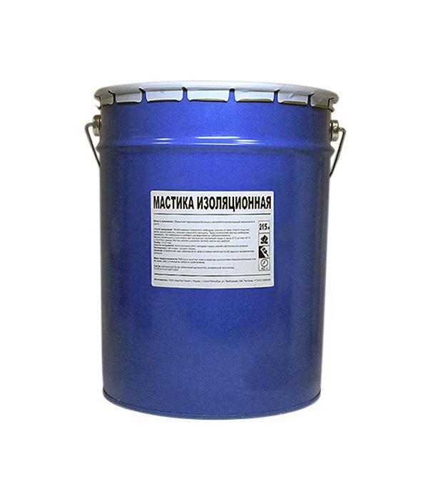 Мастика гидроизоляционная (изоляционная) 19 кг/ 21,5 л