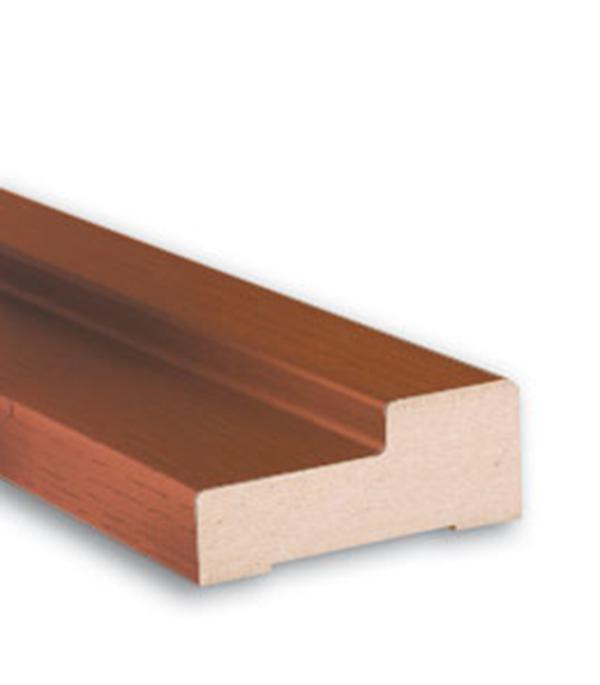 Коробка дверная ламинированная в комплекте Итальянский орех 70х2070х28 мм