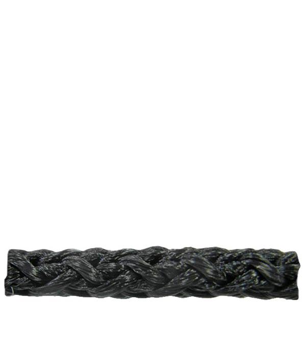 Шнур плетеный черный d4 мм полипропиленовый