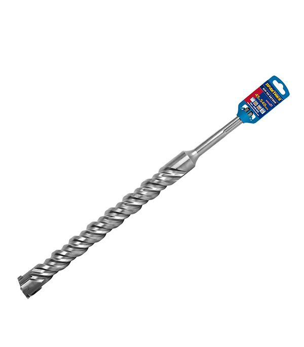 Бур 45х400/540 мм SDS-max Практика Стандарт