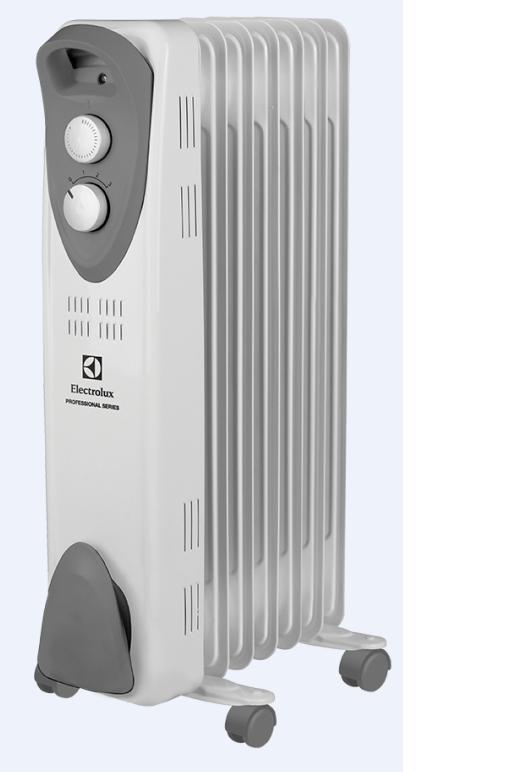 Радиатор масляный  1500 Вт, 7 секций, Electrolux