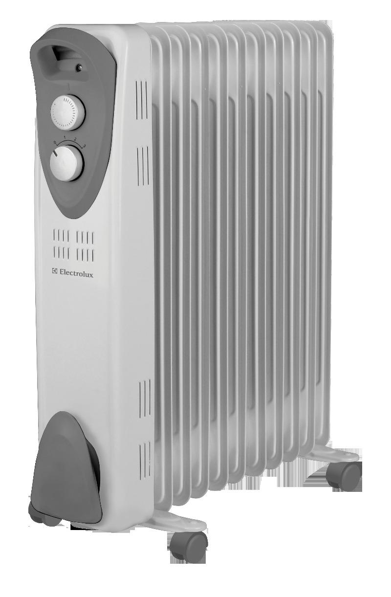 Радиатор масляный  2200 Вт,11 секций, Electrolux