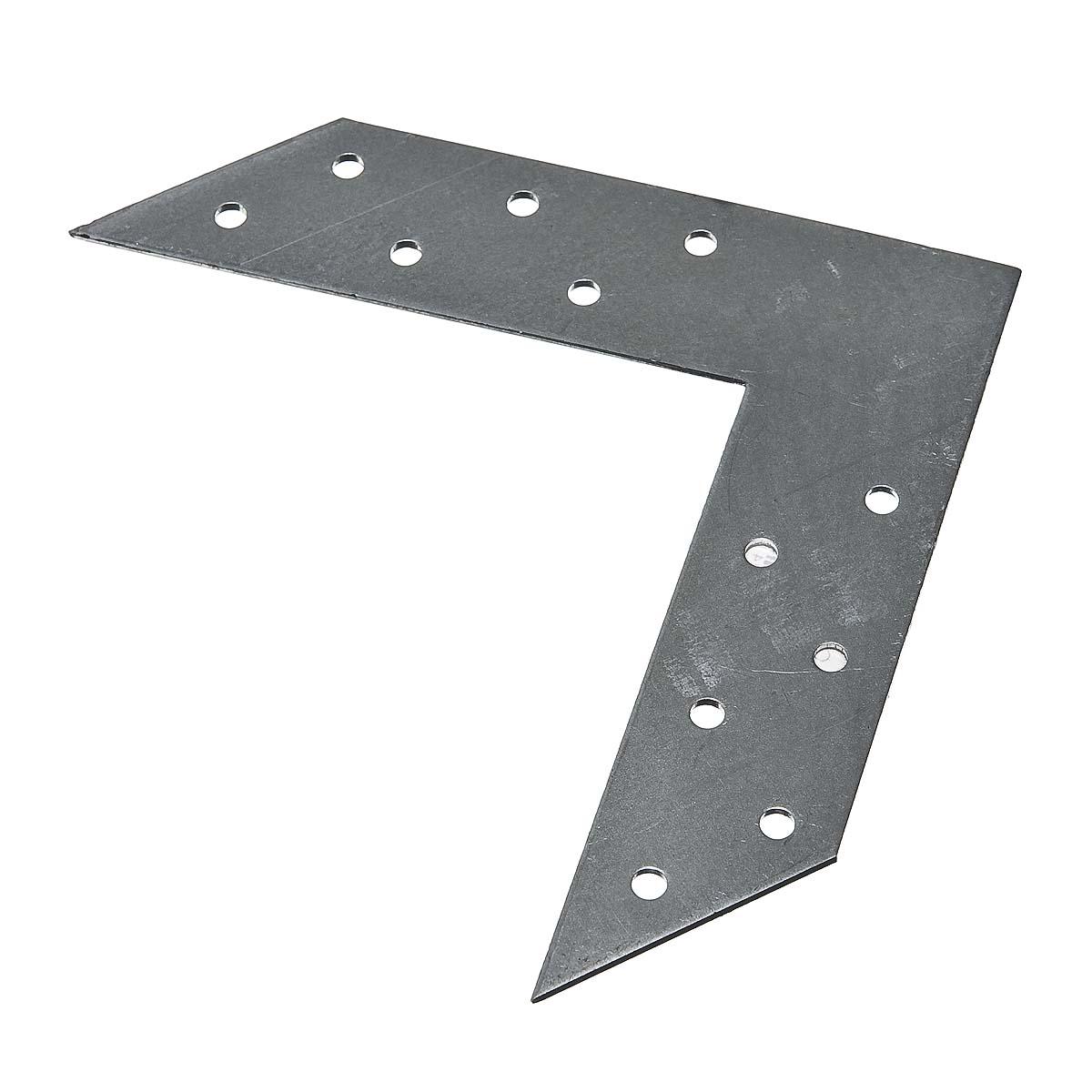 Соединитель угловой оцинкованный 145х145х35х2 мм